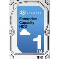 "Seagate EXOS HDD Enterprise Capacity 3.5"" Internal 7200RPM, 5 Year Warranty - 512N - 1TB SATA - 512N"