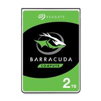 "Seagate BarraCuda HDD 2.5"" Internal SATA 2TB Laptop HDD , 6GB/S SATA  2 Year Warranty"