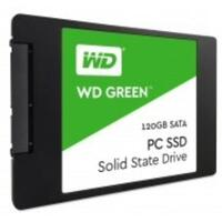 WD SSD Green, 2.5 Form Factor, SATA Interface, 120GB, CSSD Platform, 3Yr Warranty