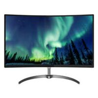 "Philips Monitor 32"" 16:9 Curved LED / Ultra Wide-Color, 328E8QJAB5,1920x1080 FHD, Input: VGA/HDMI/DP, Speakers, FreeSync. NO VESA"