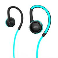 Altec Lansing Glow Run Bluetooth Earphones - (Wireless Bluetooth, LED Illuminated Cord, IPX4, 4 hrs Battery)