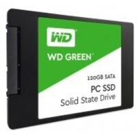 Bundle 5 x WD SSD Green, 2.5 Form Factor, SATA Interface, 120GB, CSSD Platform, 3Yr Warranty