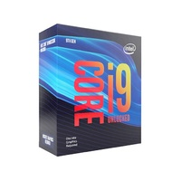 Intel Core i9-9900KF 3.6GHz (5.0GHz Turbo) LGA1151 9th Gen 8-Cores 16-Threads 16MB 8GT/s 95W Dedicated Graphic Required Unlocked Retail Box 3yrs