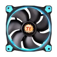 Thermaltake CL-F039-PL14BU-A, Riing 14 High Static Pressure Blue LED Radiator Fan, 2 Year<br />