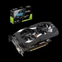 ASUS Dual GeForce® GTX 1650 OC edition 4GB GDDR5 is your ticket into PC gaming.