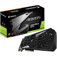 Gigabyte nVidia GeForce RTX 1660 Ti AORUS 6GB PCIe Graphic Card