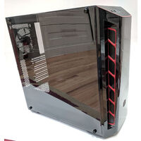 COOLER MASTER MASTERBOX MB520, TEMPERED GLASS WINDOW, DARKMIRROR FRONT PANEL, AGGRESSIVE I