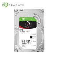 SEAGATE IRONWOLF PRO 2TB SATA 3.5IN 128MB, 7200RPM ENTERPRISE NAS